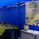 MicNatur was present on the 1st fair of the Pine and Pine nut, held at Carregal do Sal